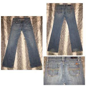 Vigoss Light Wash Flare Jeans